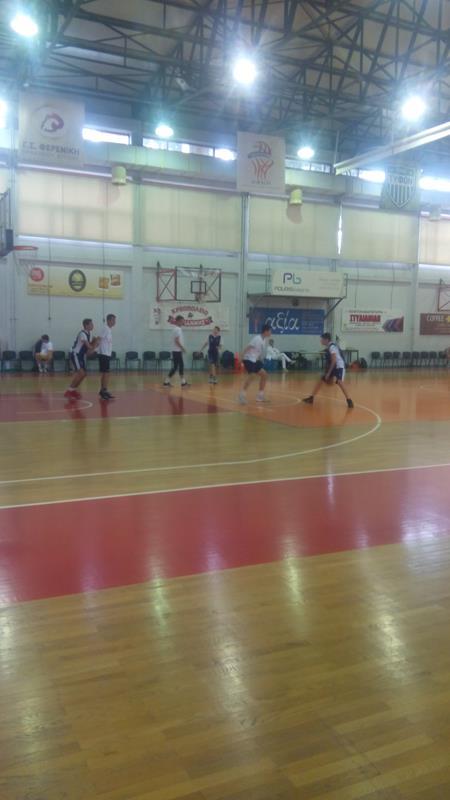Διασχολικοί Μπάσκετ