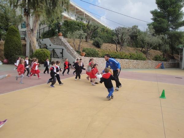 Ημέρα σχολικού αθλητισμού