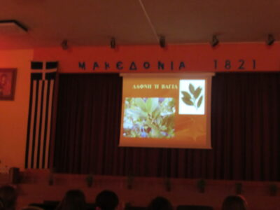 Παρουσίαση για τα αρωματικά φυτά και βότανα
