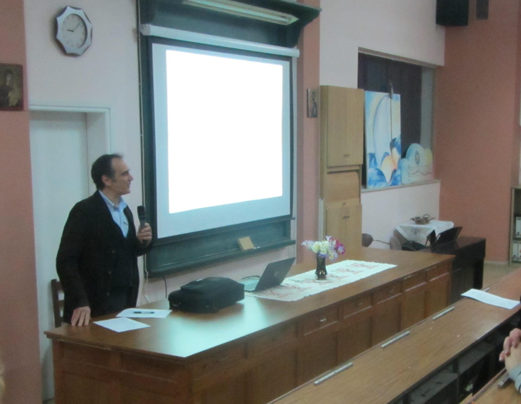 Διημερίδα Βυζαντινής Ιστορίας-κ.Κόλλιας