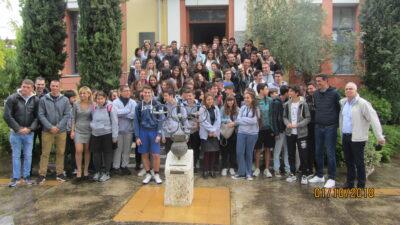 Επίσκεψη στο Μουσείο Μαραθωνίου Δρόμου