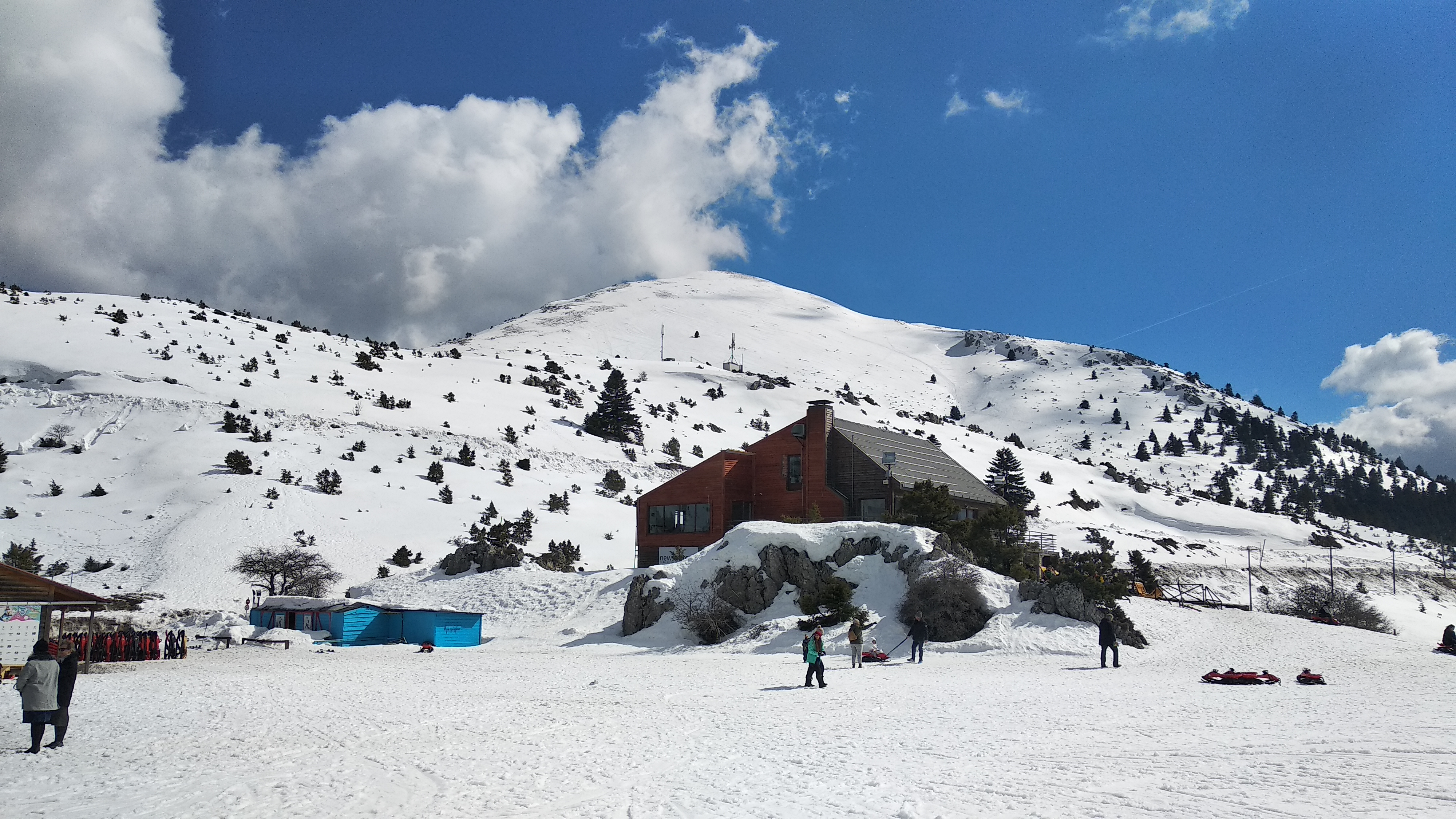 Χιονοδρομικό Μαινάλου