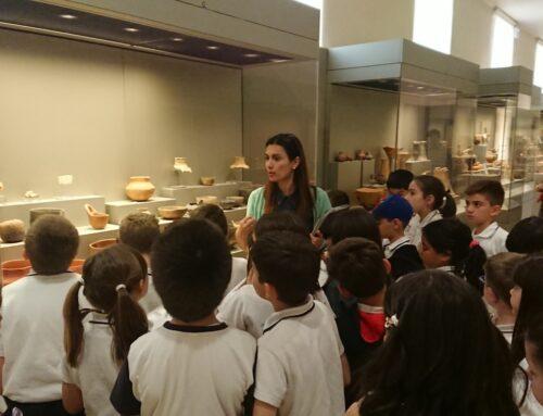 Εθνικό Αρχαιολογικό Μουσείο: Εκπαιδευτική επίσκεψη και ξενάγηση για τη Γ' Δημοτικού