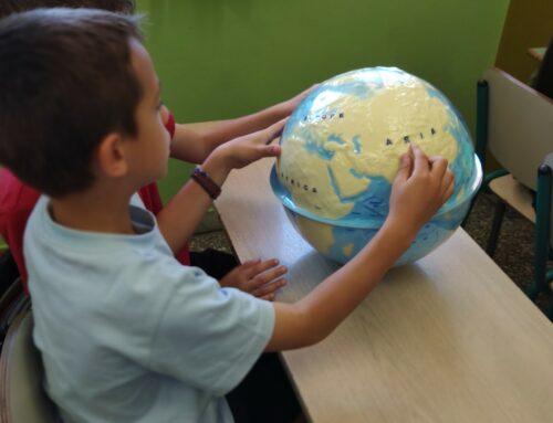 Γνωρίζουμε το εσωτερικό της γης! Βιωματικό πρόγραμμα για τη Β΄ Δημοτικού