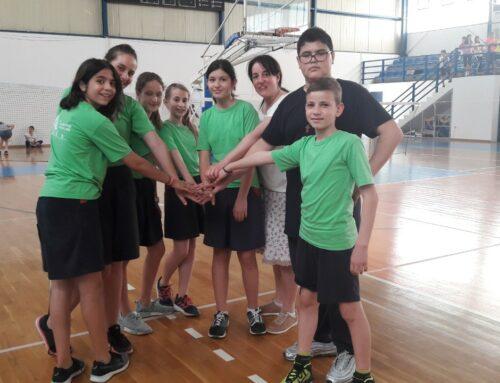 Συμμετοχή και διάκριση του Σχολείου μας στους αγώνες Badminton