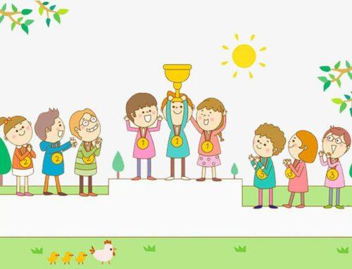 6η Πανελλήνια Ημέρα Σχολικού Αθλητισμού στο Νηπιαγωγείο