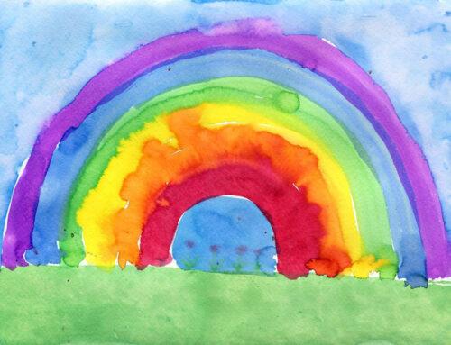 Ανακαλύπτουμε τα χρώματα!