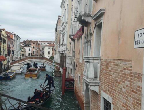 Η εκδρομή στη Βενετία μέσα από … φωτογραφίες!