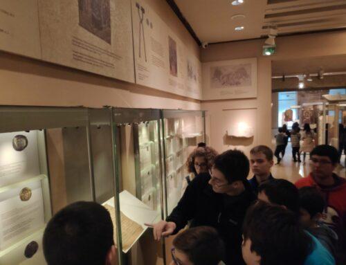 Επίσκεψη στο Βυζαντινό Μουσείο – Β΄ Γυμνασίου Ηρακλείου