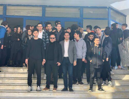 Επίσκεψη στο Πανεπιστήμιο Πειραιά – Λύκειο Μελισσίων