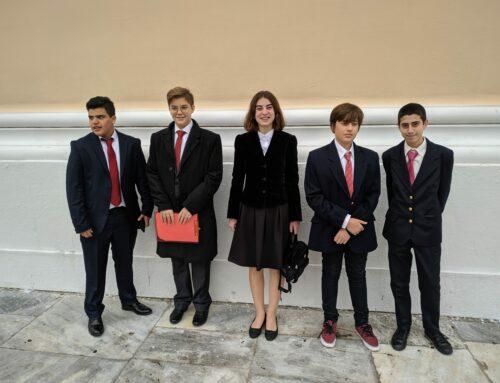 Συμμετοχή του Γυμνασίου Ηρακλείου στο Διαγωνισμό Hackathon 2020