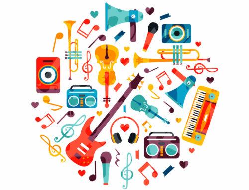 Φτιάχνοντας τα δικά μας μουσικά όργανα!