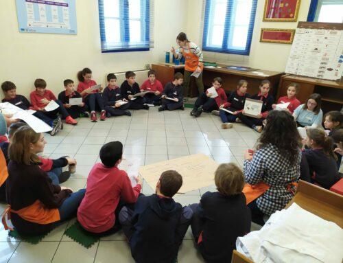 Ε τάξη: Επίσκεψη στο εργοστάσιο σοκολατοποιίας Παυλίδης