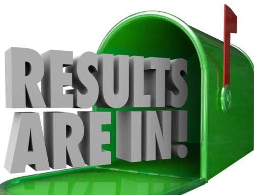 Exam results – Δημοτικό Ηρακλείου