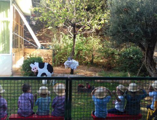 Τα ζώα του αγροκτήματος στον Παιδικό Σταθμό!