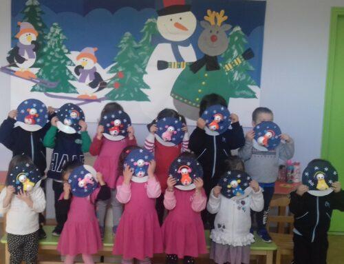 Χειμώνας στον Παιδικό Σταθμό!