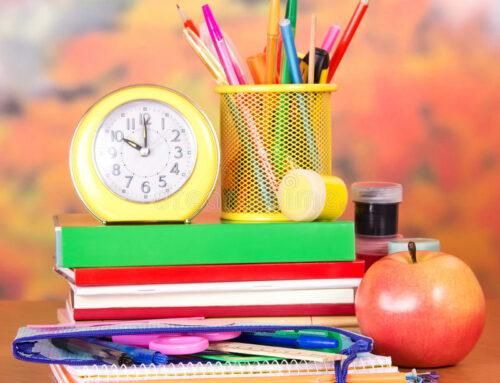 Γραφική Ύλη του Δημοτικού Αμαρουσίου για το σχολικό έτος 2021-2022