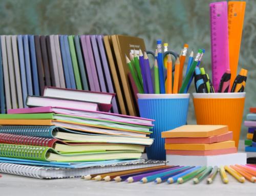 Εφόδια Σχολικού Έτους 2021 -2022 | Γυμνάσιο Αμαρουσίου