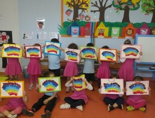 Ήρθαν τα χρώματα στον Παιδικό Σταθμό!