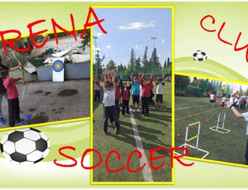 Αθλοπαιδιές…στο Arena Soccer Club – Δημοτικού Ηρακλείου
