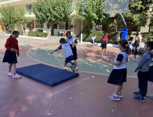 Παγκόσμια ημέρα αθλητισμού – Πένταθλον – Δημοτικό Αμαρουσίου